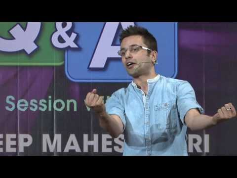 Sandeep Maheshwari's Highly Energetic Kolkata Session (in Hindi) Travel Video