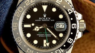 The Most Overlooked Rolex GMT Master II - Review of the 116710LN