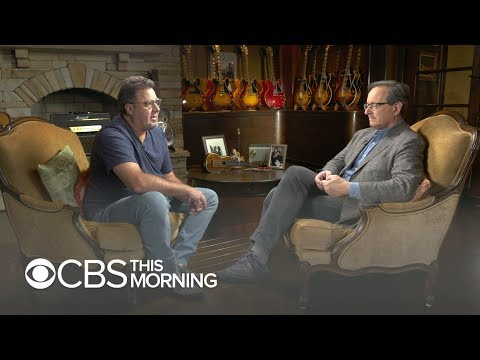Don Action Jackson - Vince Gill Talks About Being Touring Member Of The Eagles