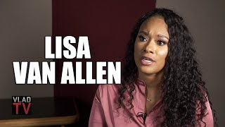 Lisa Van Allen on R Kelly's 10 New Charges, Can't Say if She's Working w/ Prosecutors (Part 9)