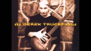 Derek Trucks - D Minor Blues