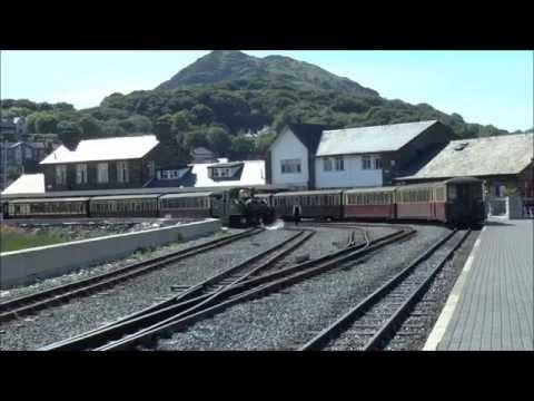 The Ffestiniog Railway - An Afternoon Ride