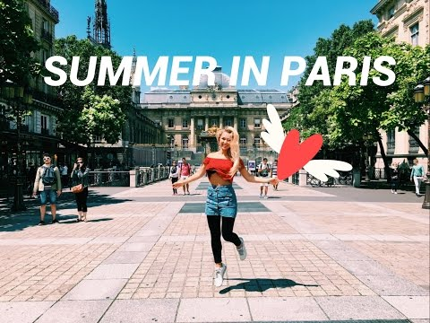 WHAT WE DO IN PARIS: BABY SUMMER EDITION