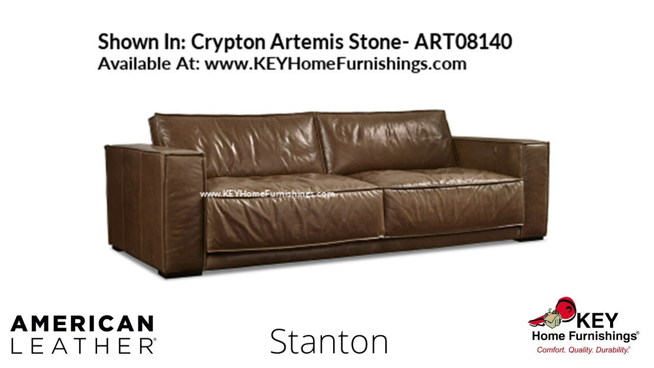 The Stanton Sofa American Leather