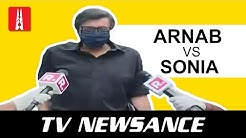 When Republic TV reported on Arnab Goswami: TV Newsance Episode 87