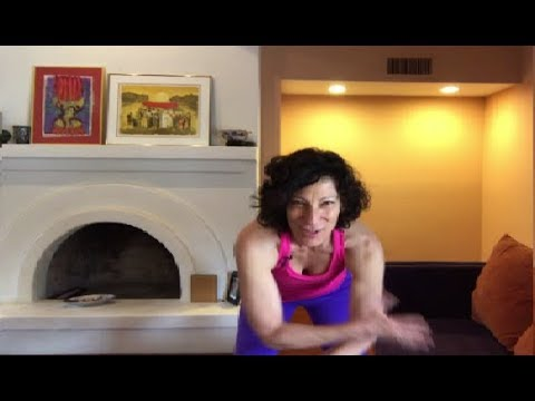 One Minute Movement For Afternoon Energy