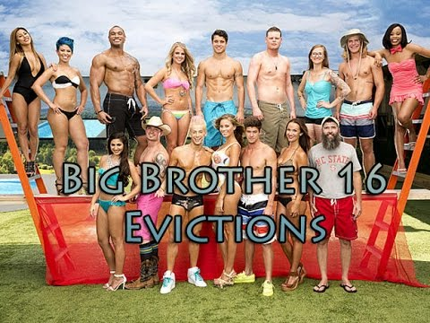 Big Brother 16 All Evictions