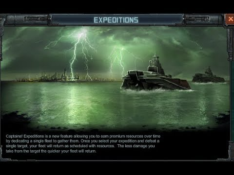 Siege Expedition [Second Base with Ironclads] Dec 2017