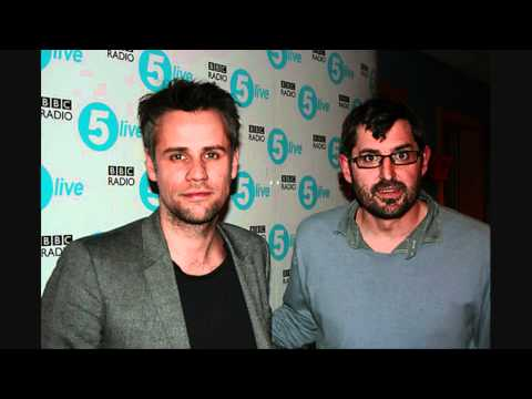 "Richard Bacon Interview - Louis Theroux ""Extreme Love - Autism"""