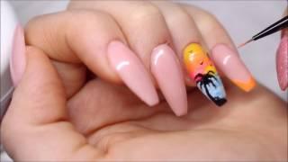 Nails By Alexandra Violeta Vidmoon