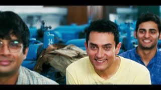 3 Idiots Best Comedy Scene - Aamir Khan, Madhavan, Sharman Joshi