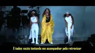 Rihanna - Bitch Better Have My Money (Legendado) Live At Rock In Rio 2015
