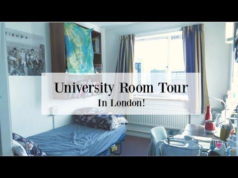 UCL Dorm Room Tour! + mini life update