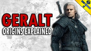 The Witcher | Geralt of Rivia Origins Explained