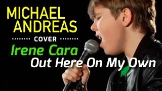 Michael Andreas Haeringer, Cover Irene Cara - Out here on my own