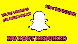 How to download picture and video stories from Snapchat Free