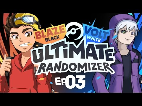 DRAGON WILL SAVE US | Pokémon Blaze Black & Volt White Ultimate Randomizer Versus w/ Danekii - Ep 03