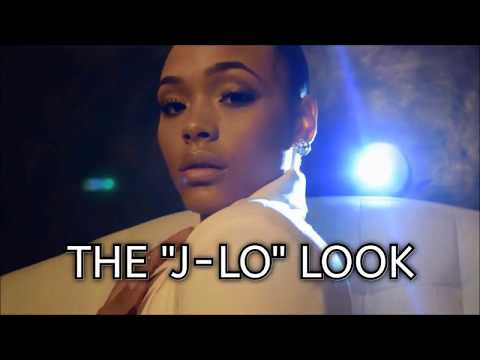 The J-Lo Look | Cupid's Model Make-Up | By Ethan Hill