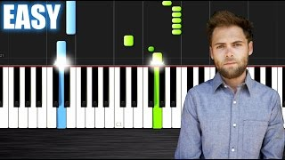 Passenger - Let Her Go - EASY Piano Tutorial by PlutaX - Synthesia