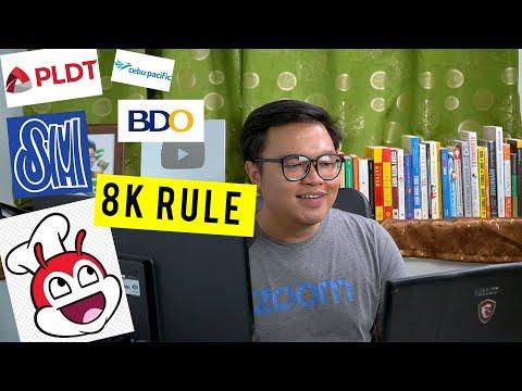 5,000 Capital Sa Stock Market?? (8K RULE) | Buhay Stock Trader