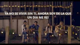 que mas da - jesse y joy ft ha ash letra