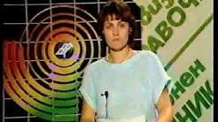 Bulgarian TV public announcements program1988