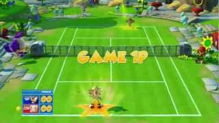 Demos: Sega Superstars Tennis - PS3 Gameplay | Daxter296Plays