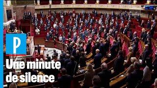 Attaque de Nice : l'Assemblée nationale observe une minute de silence