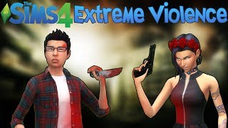 The Sims 4: Extreme Violence! (Mod Showcase)