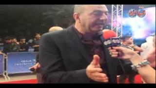المخرج الفلسطينى هانى ابو اسعد : مهرجان دبى السينمائى يعبر عن السينماء العربية