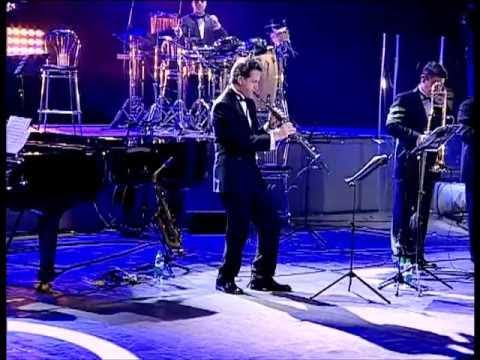 Raimonds Pauls with Alex Fokin RadioBand - In Memory Of Nino Rota