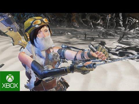 Новый геймплейный ролик эксклюзива Microsoft - Recore