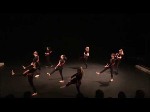 Ctemporary Show Routine  Fight Sg Amazing Grace