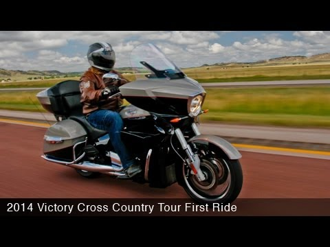 Victory Cross Country Tour Test Ride Review