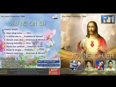 Ranam Sopo Jisu || New Karbi Gospel song