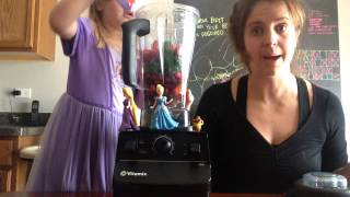 Cranberry Orange Smoothie In A Vitamix