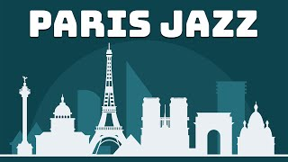 Night Paris JAZZ - Slow Sax Jazz Music - Relaxing Background Music