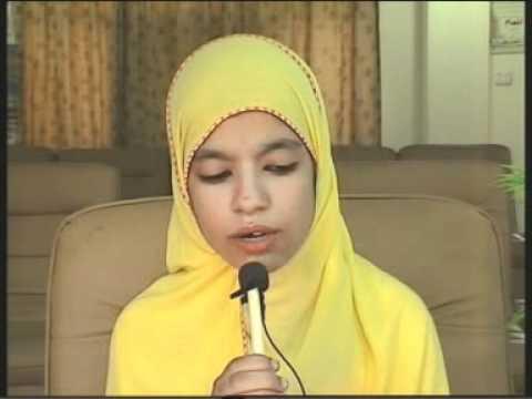 Naat  23   Ujala Tu meray ghar ka Hajra Azmi , Maira Shamas