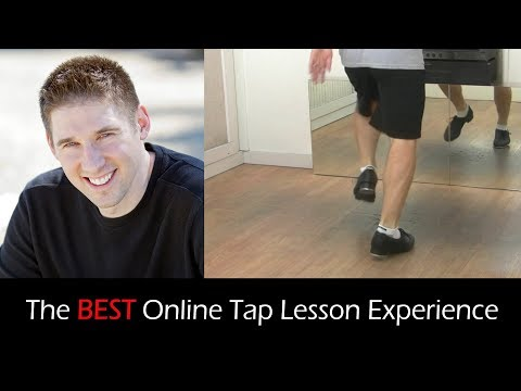 New #1 Beginner Tap Dance Lesson with Rod Howell