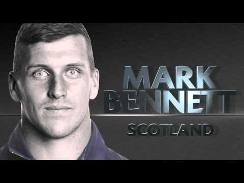Mark Bennett  Road to Rio 2016  Rugby Tribute ᴴᴰ