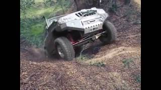 Hyundai Terracan - Trial (Full)