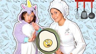 Детская Кухня Готовим вместе с Единорожкой Эмилюшей/ Простые рецепты для детей