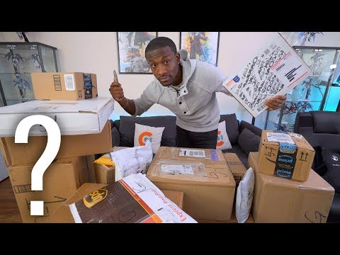 My Massive Tech Unboxing 10!