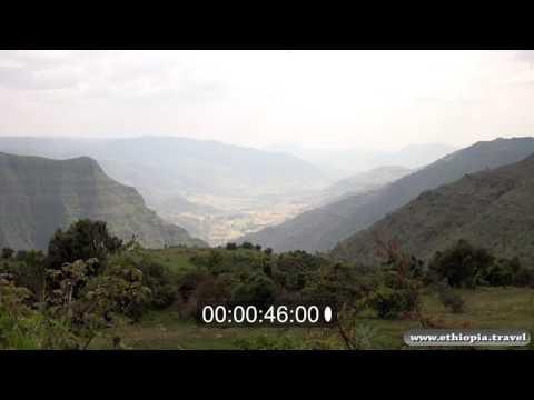 Ethiopia - Simien landscapes Part 2
