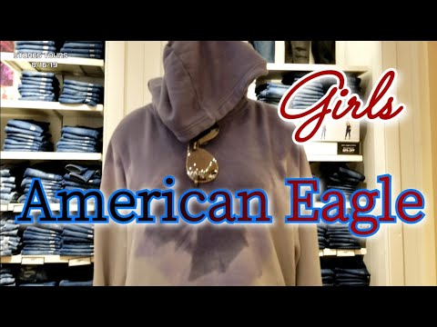 American Eagle Outfitters  // August 2019 Walkthru