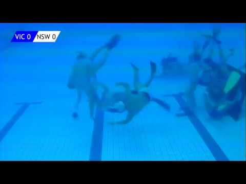 Melbourne Cup 2016 - Game 16 - Victoria Seadragons v UNSW Whales