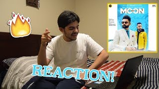 Pakistani Reaction on Punjabi Song MY MOON | AMRIT MAAN | THE PROPHEC | MAHIRA SHARMA