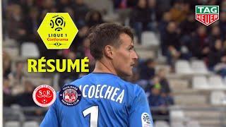Stade de Reims - Toulouse FC ( 0-1 ) - Résumé - (REIMS - TFC) / 2018-19