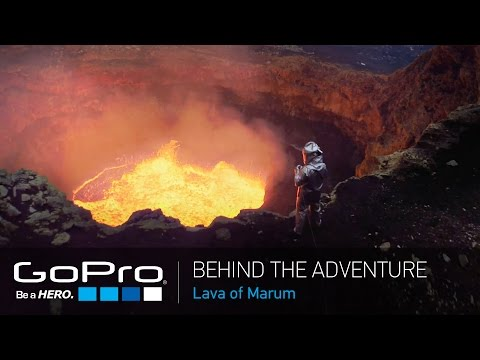GoPro BTS: Lava of Marum