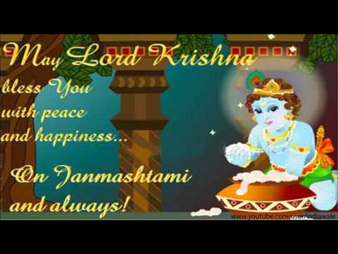 Happy Janmashtami 2015- Greetings, SMS, Quotes, Wishes, Images, Whatsapp Video Message